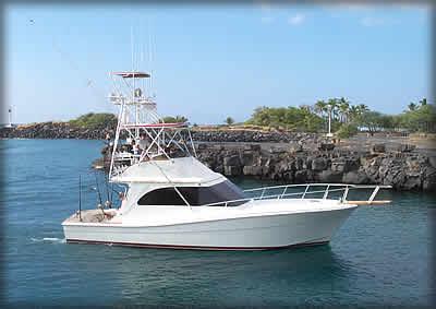 Fishing Charter Hawaii Big Island