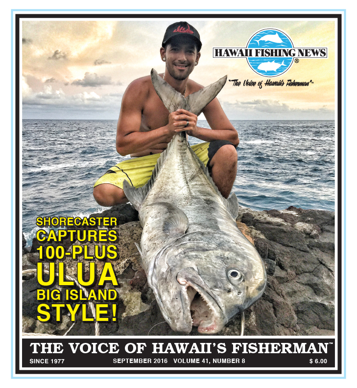 hawaii fishing news info