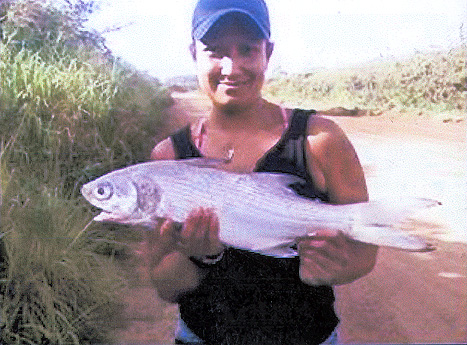 Hawaiian State Fish on Line But It Was Time To Rewrite History And Crown A New State Record